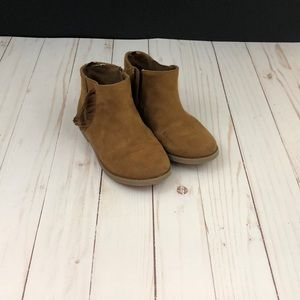 Old navy size 10 booties